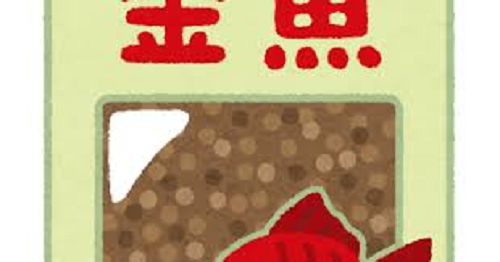 金魚 稚魚 餌 ミジンコ 消化 繁殖